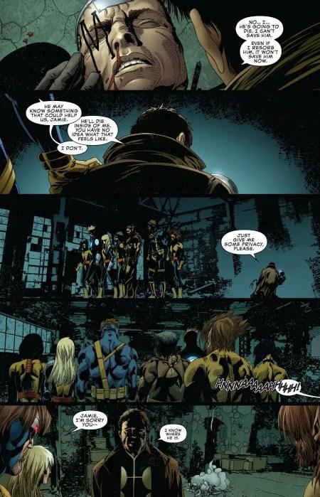 Uncanny X-Men #13 Moment