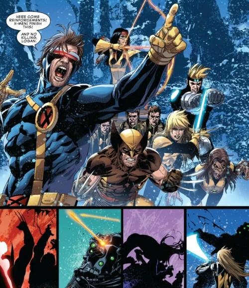 Uncanny X-Men #14 Moment