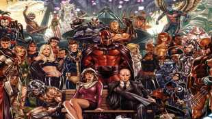 X-Men House Of X and Powers Of X