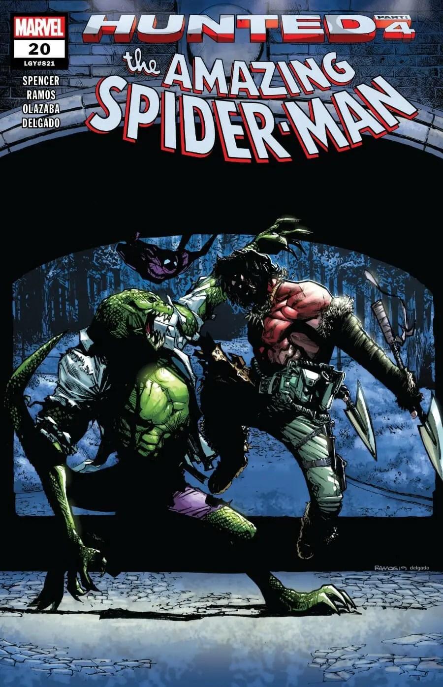 Amazing Spider-Man #20: