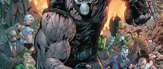 Batman #75 Cover