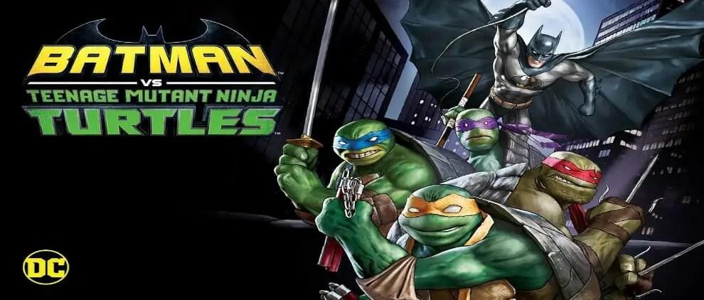 WonderCon 2019: Batman vs. Teenage Mutant Ninja Turtles Review