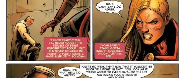 Captain Marvel #4 Review