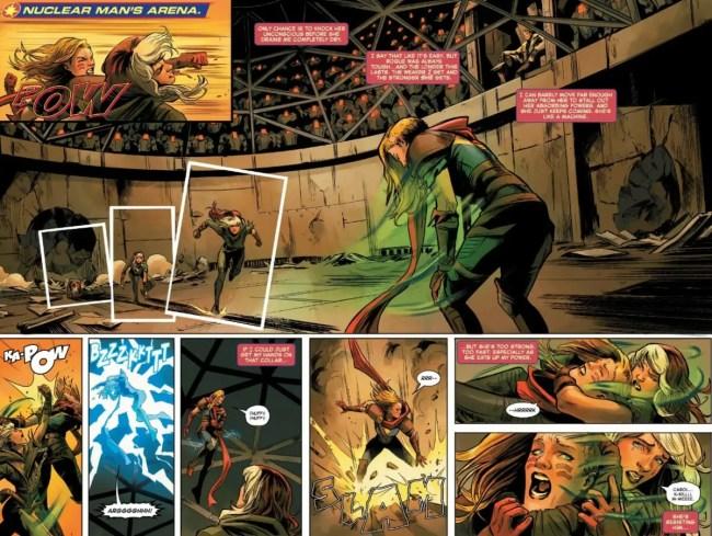Captain Marvel 4 Moment