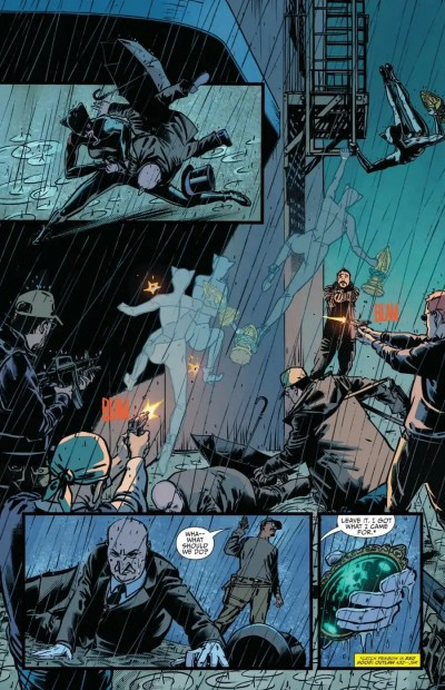 Catwoman 10 Moment