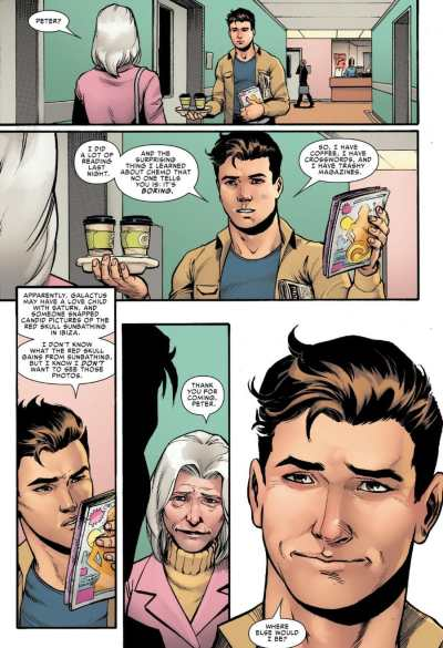 Friendly Neighborhood Spider-Man 5 Moment