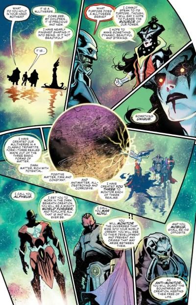 Justice League 22 Moment