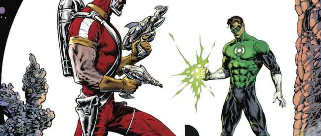 The Green Lantern #6 Review