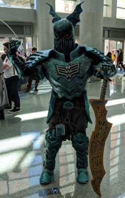 WonderCon 2019 Batman The Merciless