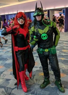 WonderCon 2019 Batwoman Dawnbreaker Batman