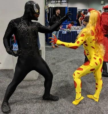 WonderCon 2019 Venom
