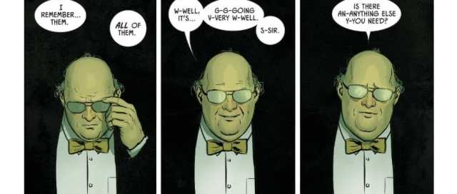 """Batman #70: """"The Fall and the Fallen"""" Review"""