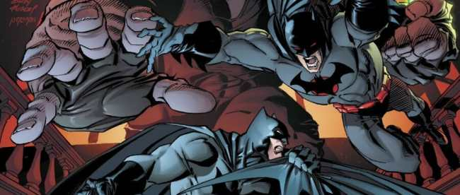 Batman # 71: The Fall And The Fallen Part 2 Review