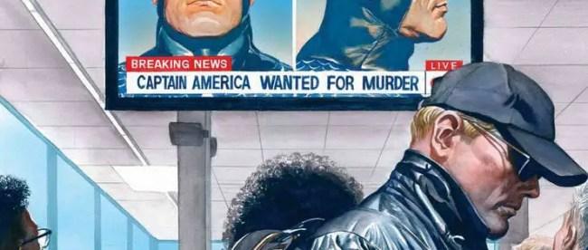 Captain America #13 Cover