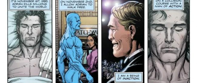 DC Comics Doomsday Clock #10 Review