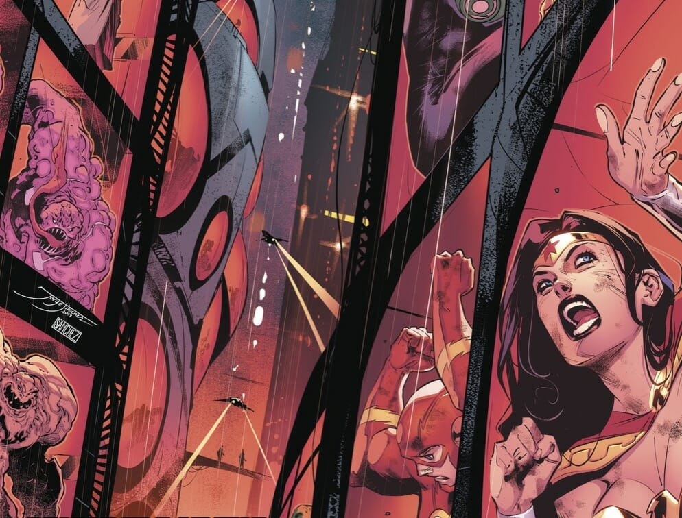 DC Comics Justice League #23 Review