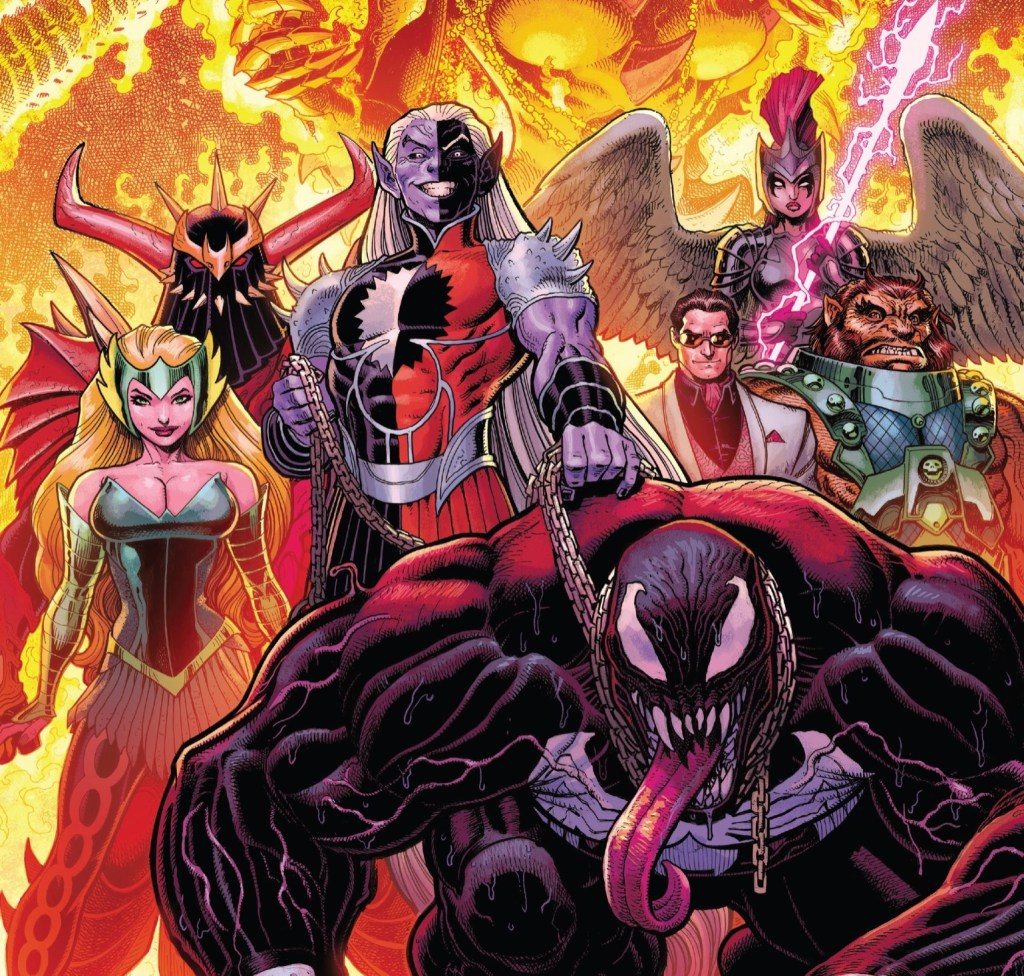 Marvel Comics The War of The Realms #4 Review
