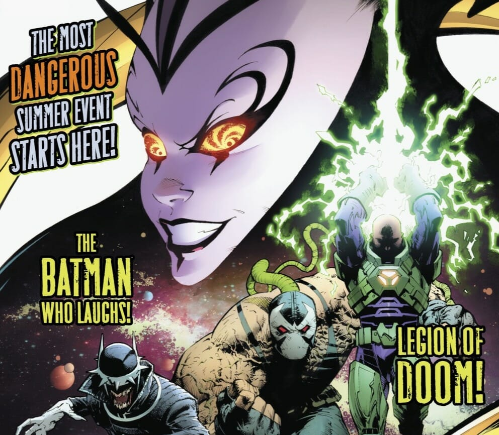 Year of the Villain #1 Review
