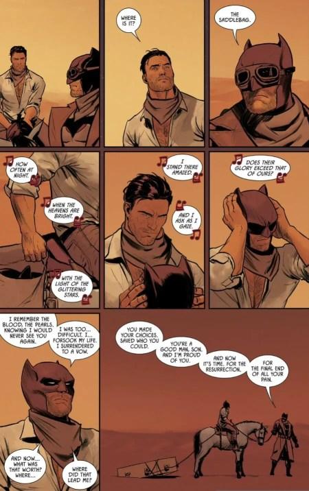 Batman #73 Bruce Thomas Wayne Moment