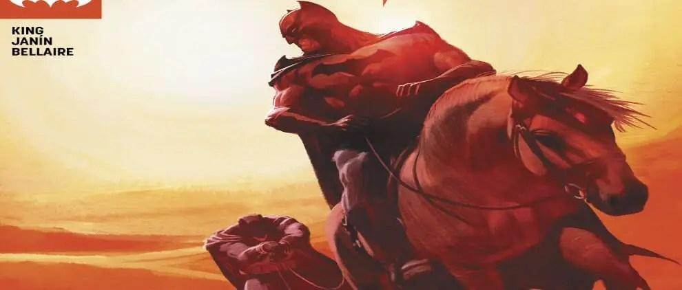 Batman #73 Review