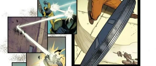 Captain America #11 Review