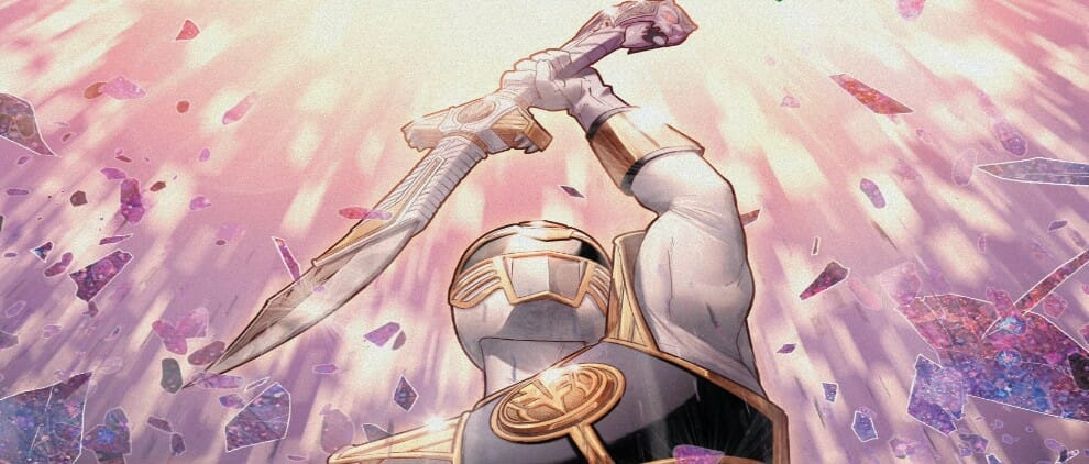 Mighty Morphin Power Rangers #40 Review