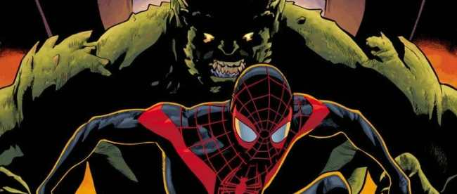 Miles Morales: Spider-Man #10 Cover