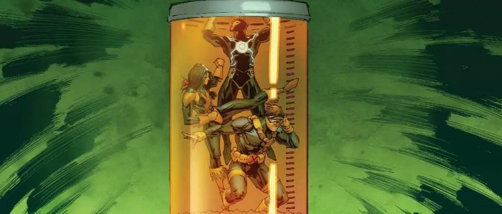 Uncanny X-Men #20 Review