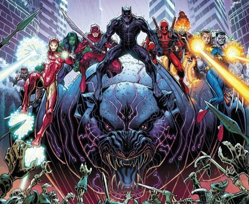 Marvel Comics War of the Realms #5