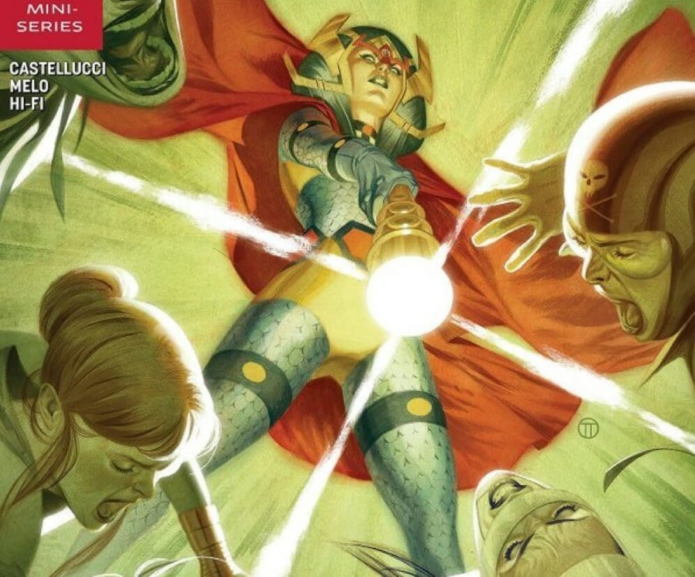 New Comic Books For The Week of June 5, 2019 - Comic Book