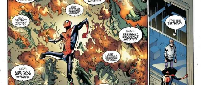 Amazing Spider-Man #25 Review
