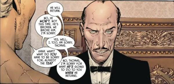 Batman #75 Moment