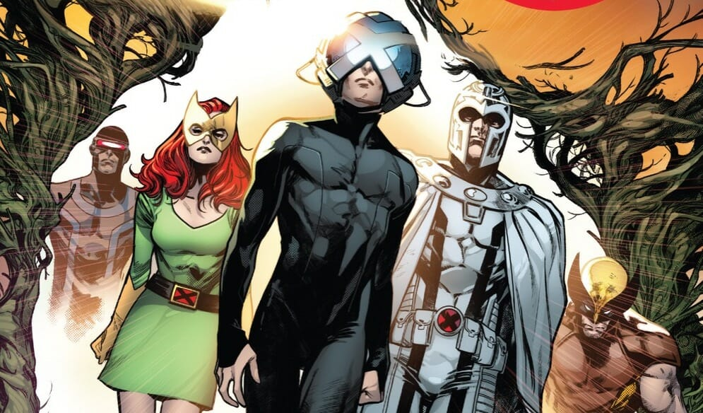Marvel Comics House of X #1 Review