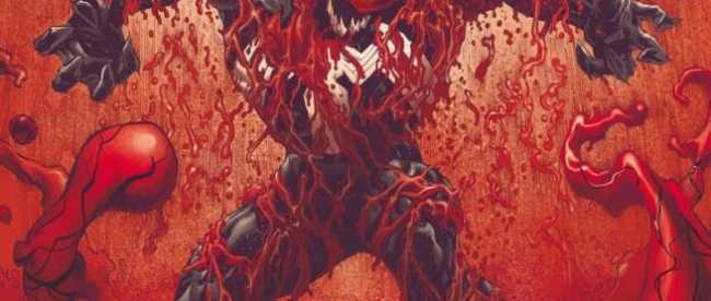 SDCC 19 Absolute Carnage #5 Cover