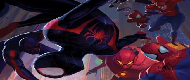 SDCC 2019 Spider-Man Panel