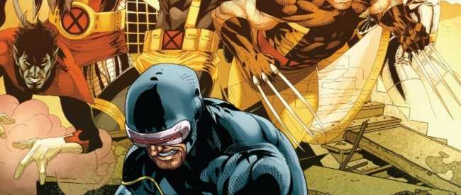 SDCC 2019 X-Men Panel Rosenberg Era Is Over