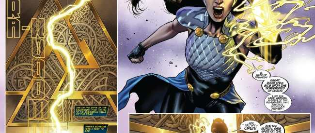 Valkyrie: Jane Foster #1 Review