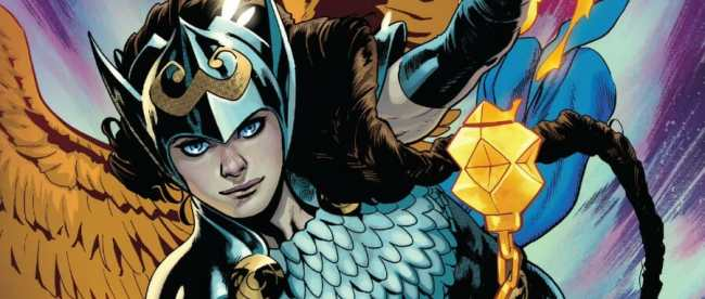 Valkyrie: Jane Foster #1 Cover