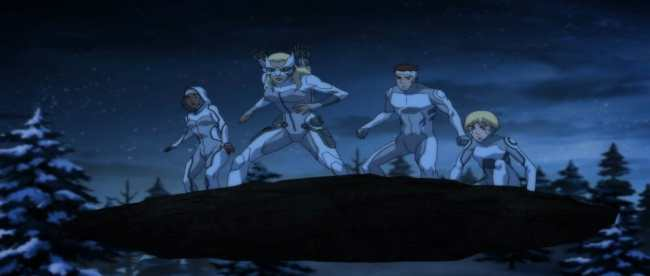 """Young Justice: Outsiders Episode 15 """"Leverage"""" Review"""