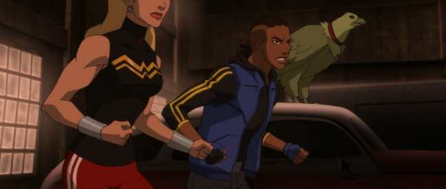 "Young Justice: Outsiders Episode 18 ""Early Warning"" Review"