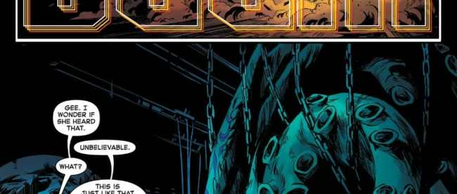 Captain Marvel #9 Review