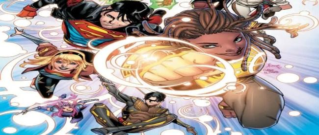 DC Comics November 2019 Solicitation Analysis