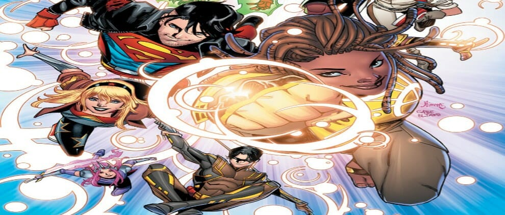 DC Comics November 2019 Solicitation Analysis