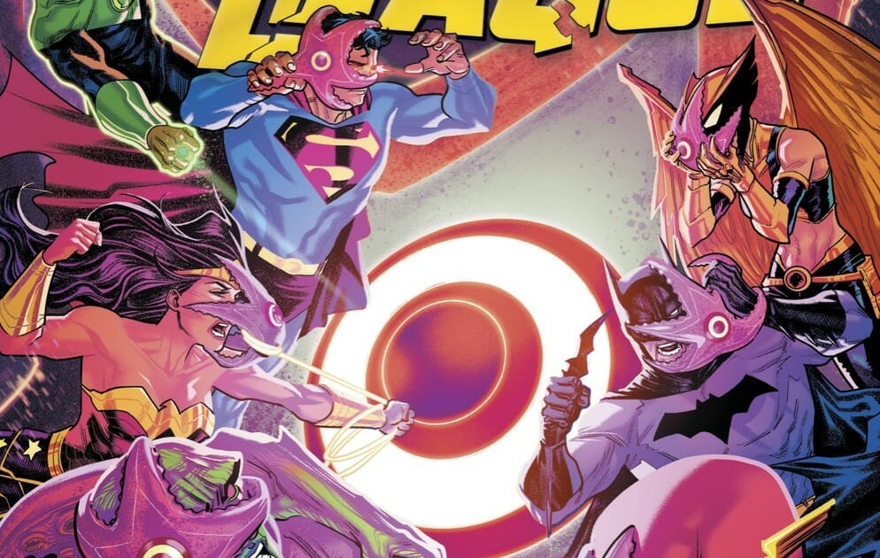 DC Comics Justice League #29 Review