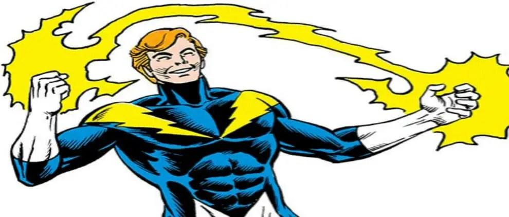 The Mystery Surrounding Bendis' Lightning Lad