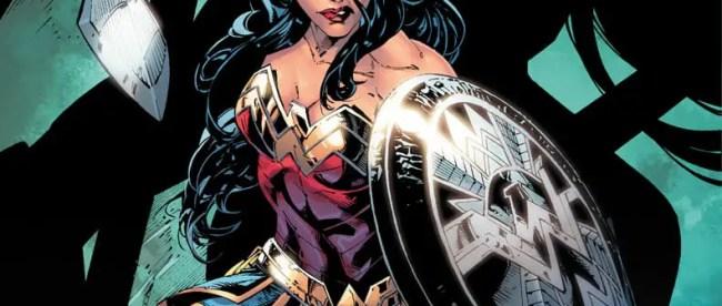 Wonder Woman #83 Cover