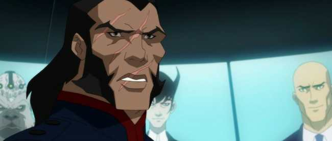 Young Justice Outsiders Episode 26 Nevermore The Light