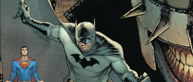 Batman/Superman #1 Cover