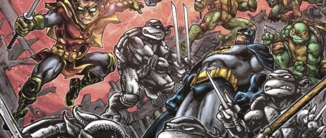 Batman/Teenage Mutant Ninja Turtles III #5 Review