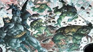 Batman/Teenage Mutant Ninja Turtles III #5 Review